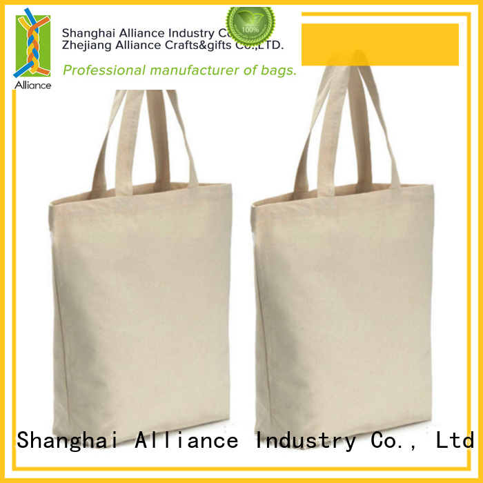 Alliance tote bags manufacturer for books