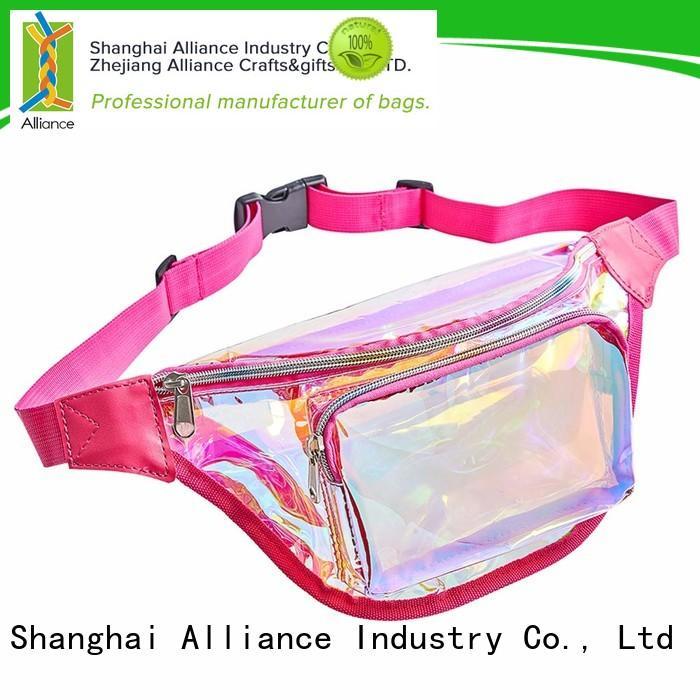 Alliance waist bag supplier for travel