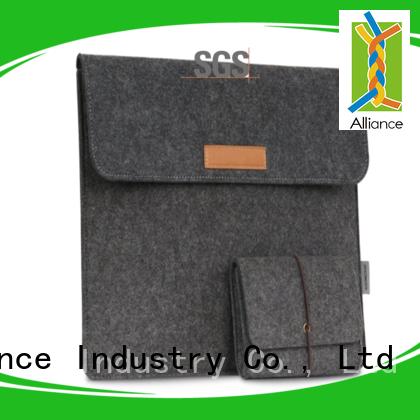Alliance quality laptop sleeve factory price for toshiba