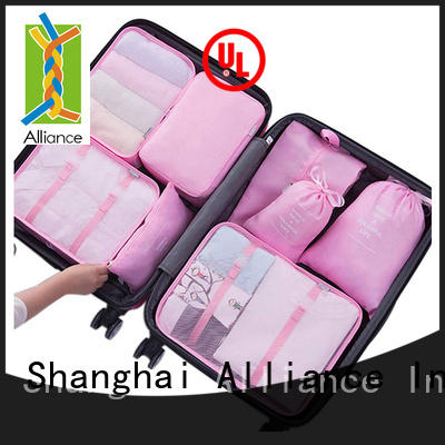 Alliance approved storage bags factory for shoes