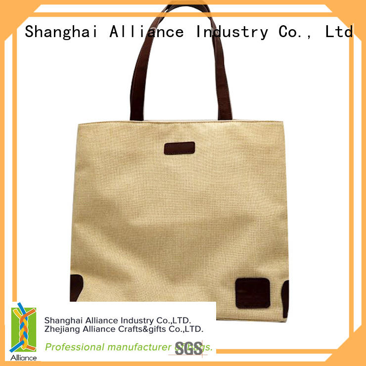 hot selling cotton bag customized for women
