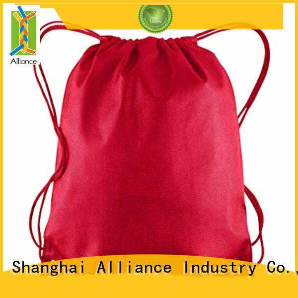 excellent cotton drawstring bags with good price