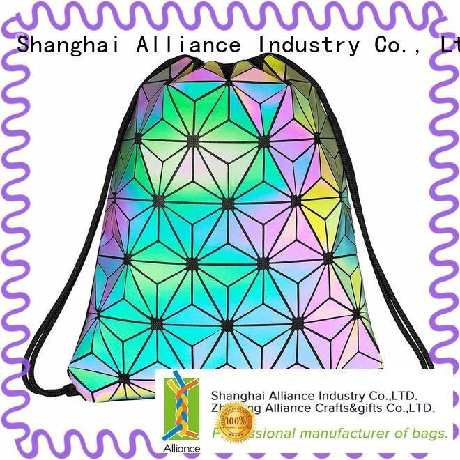 drawstring bags with good price for girls Alliance