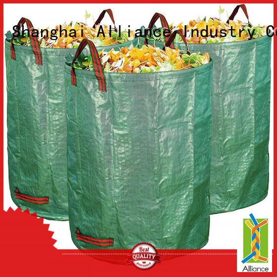 Alliance elegant garden waste bags factory for carrot