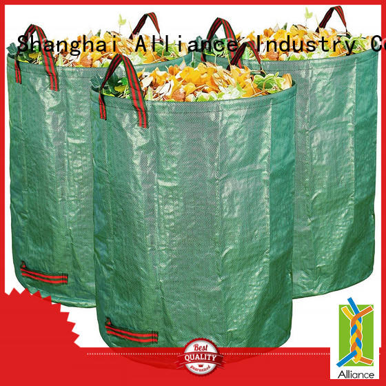Alliance elegant garden waste bags factory for carrot