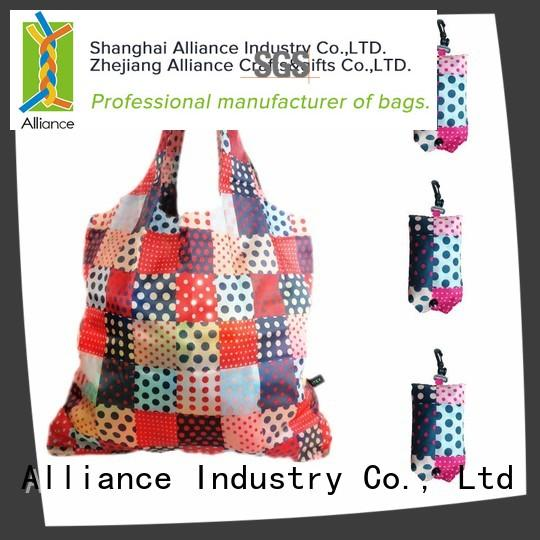 Alliance elegant foldable shopping bag factory for shopper