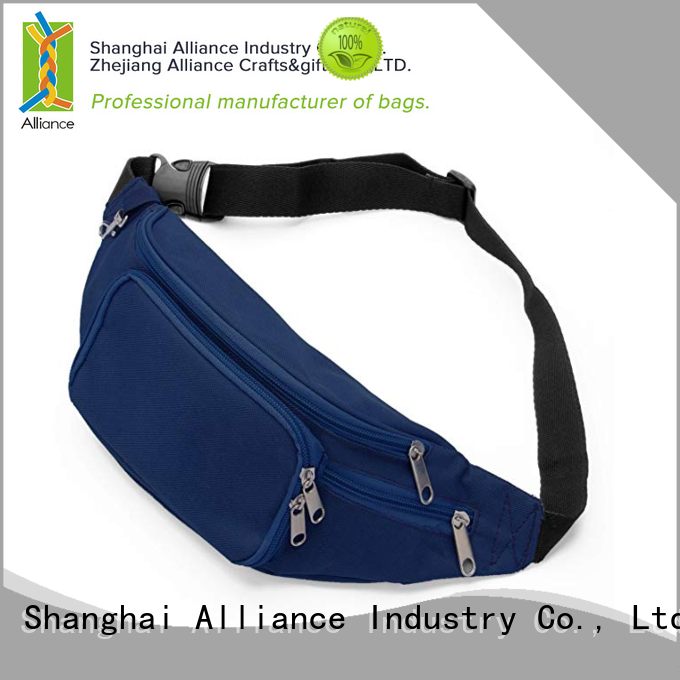 Alliance waist bag wholesale for outdoor