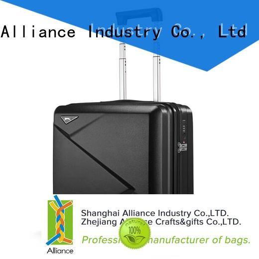 abs plastic luggage supplier for travel Alliance