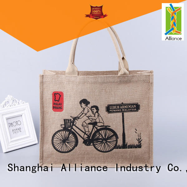reusable shoulder tote bag manufacturer for shopping