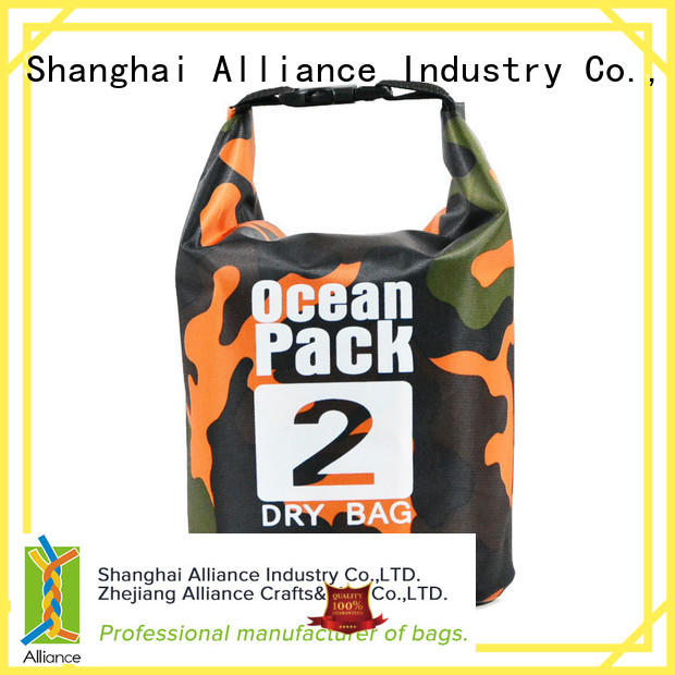 hiking dry bags customized for beach Alliance