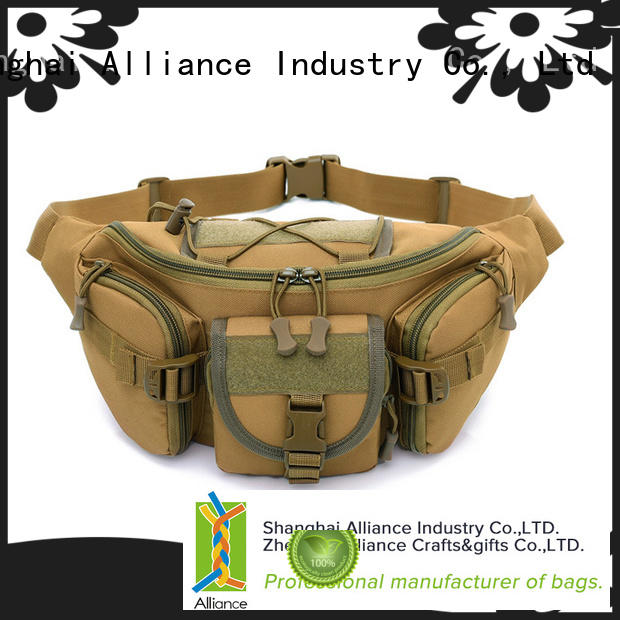 Alliance waist pack supplier for casual