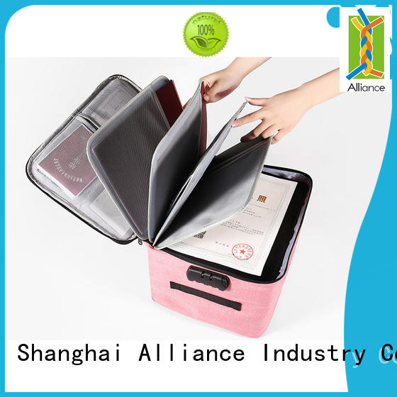 Alliance clothes storage bags factory for luggage