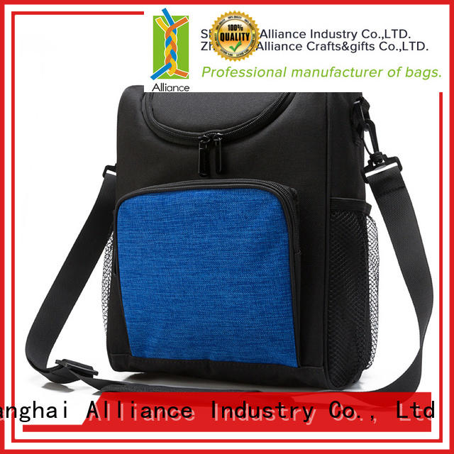 Alliance reusable cooler bags with good price for food