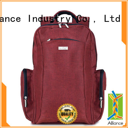 Alliance diaper backpack from China for girls