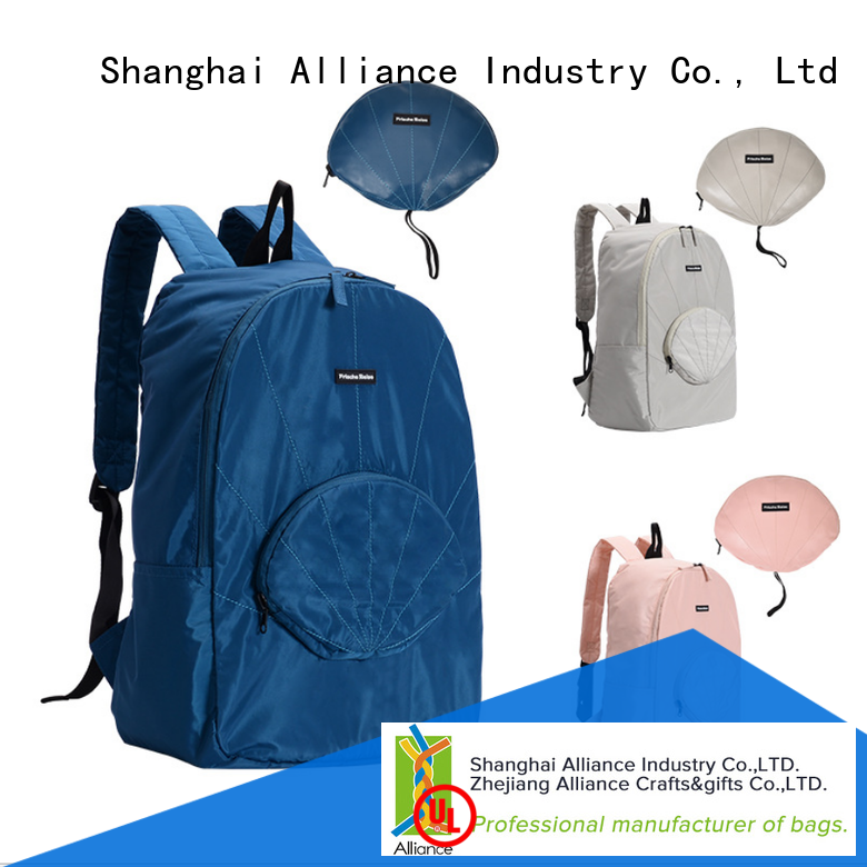 Alliance backpack manufacturers with good price for hiking