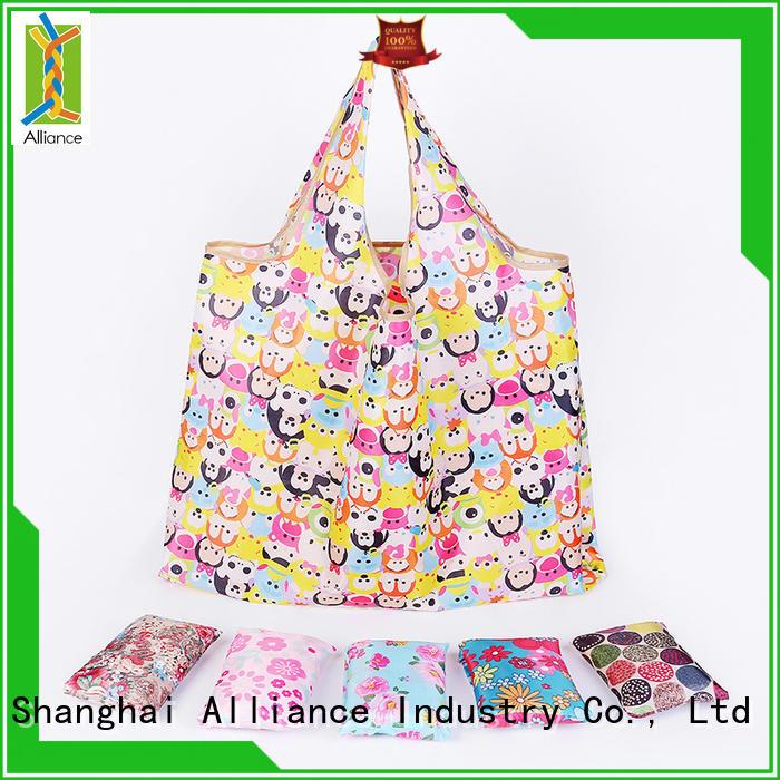 foldable shopping bag for shopper Alliance