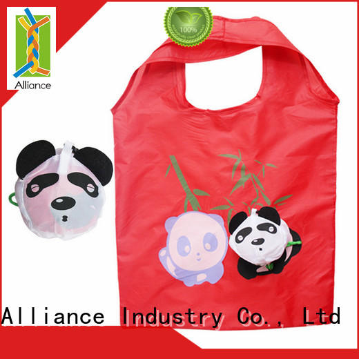 Alliance excellent reusable grocery bags with good price for mall