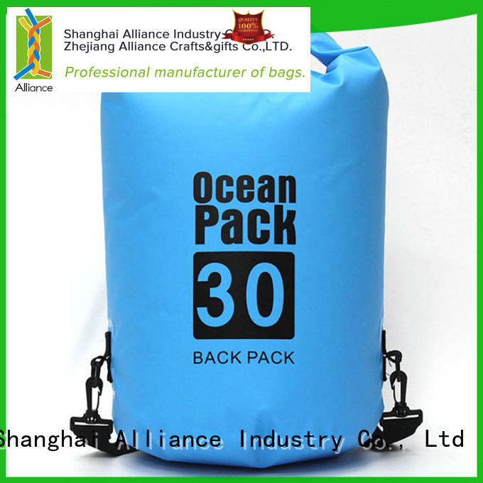 Alliance reliable dry sack customized for fishing