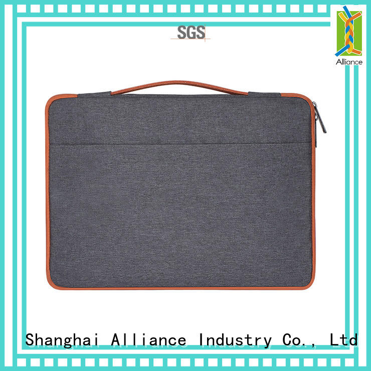 Alliance premium laptop sleeve factory price for toshiba