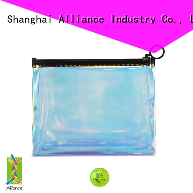 Alliance professional travel makeup bag factory price for tirp