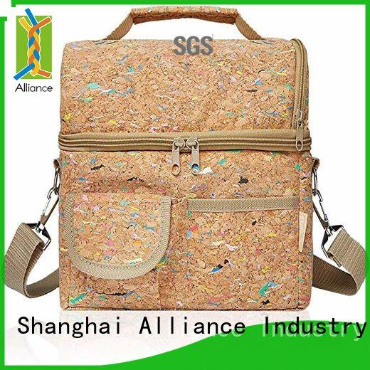 Alliance lunch box cooler bag factory for camping