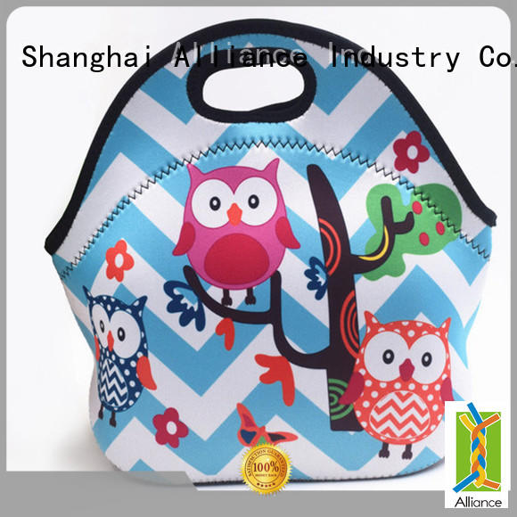 reliable insulated lunch bags series for children