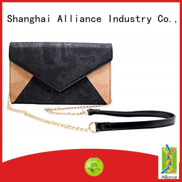 Alliance crossbody clutch bag design for women
