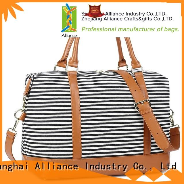 Alliance practical carry on duffel bag series for tirp