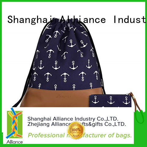 Alliance canvas tote bags from China for women