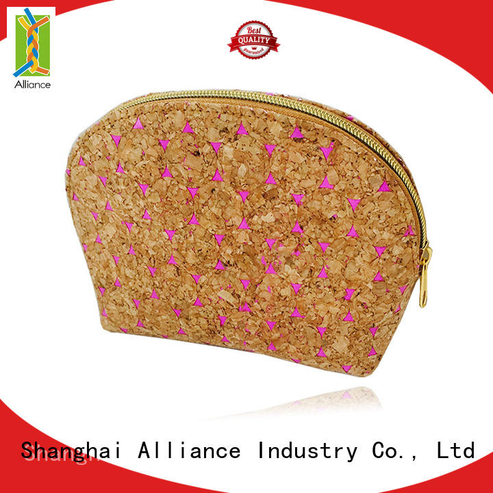 Alliance travel makeup bag personalized for travel