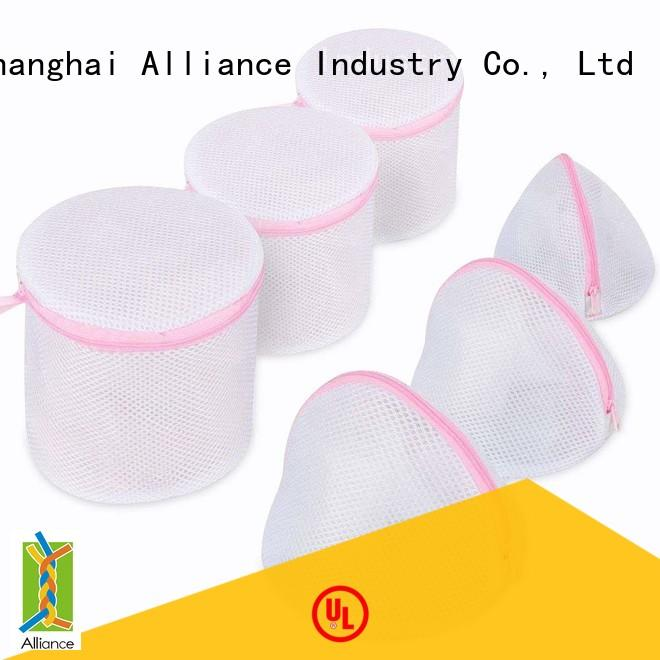 Alliance foldable laundry net bag wholesale for beach