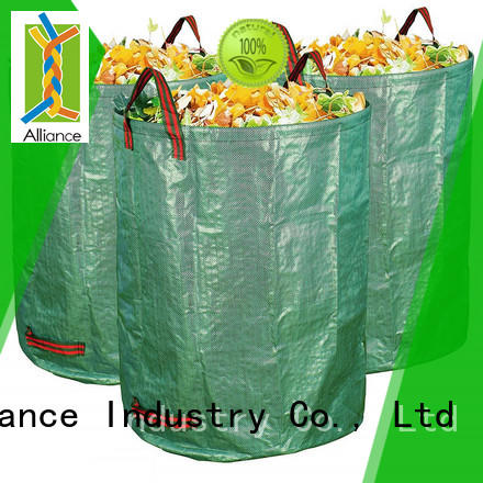 Alliance reuseable garden waste bags inquire now for harvesting