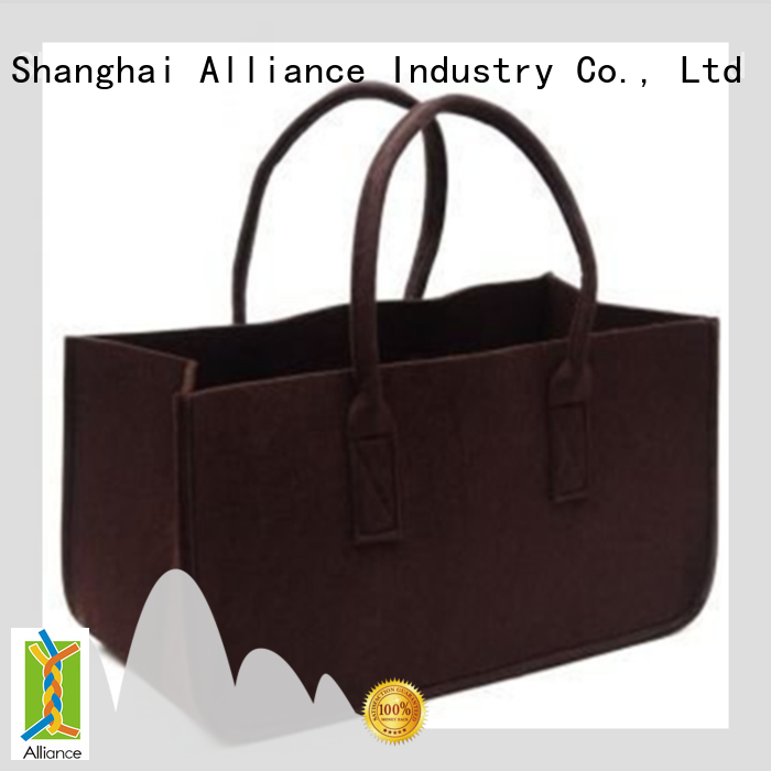 Alliance tote bags from China for grocery