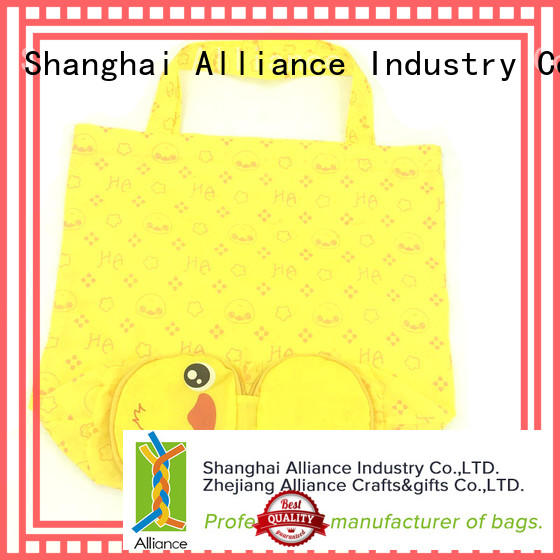 Alliance shopping bags factory for grocery