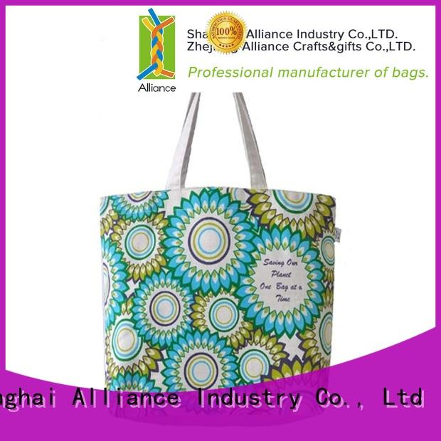 cotton canvas tote bags directly sale for grocery