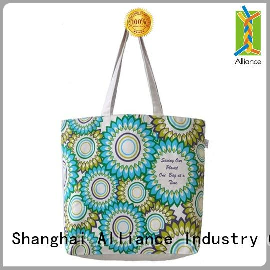 Alliance reliable tote bags from China for women