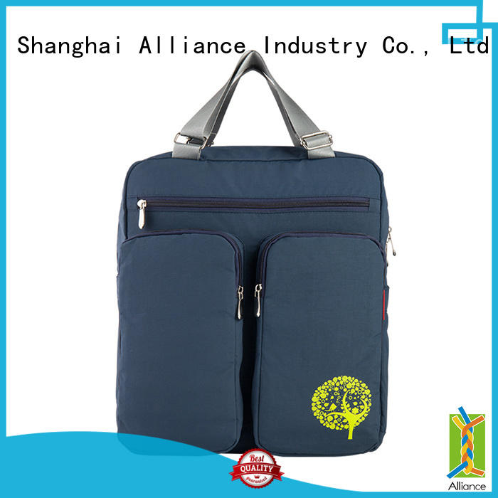 Alliance diaper bag backpack series for wet cloth