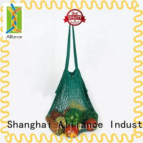 Alliance sturdy mesh produce bags supplier for packaging