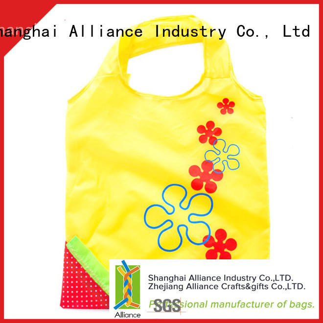 approved foldable shopping bag with good price for fruit
