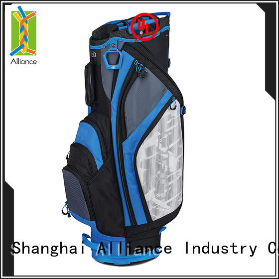 Alliance reliable golf cart bags customized for man
