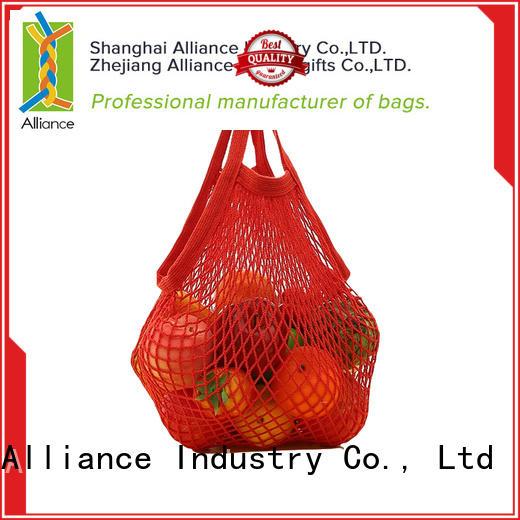 Reusable Grocery Cotton Mesh Bags