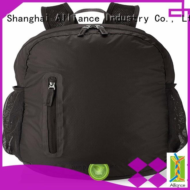 Alliance travel backpack factory for camping