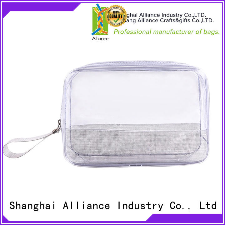 cosmetic bags supplier for vacation Alliance