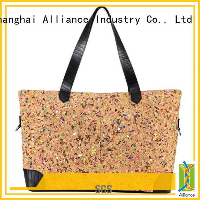 Alliance personalized tote bags series for women