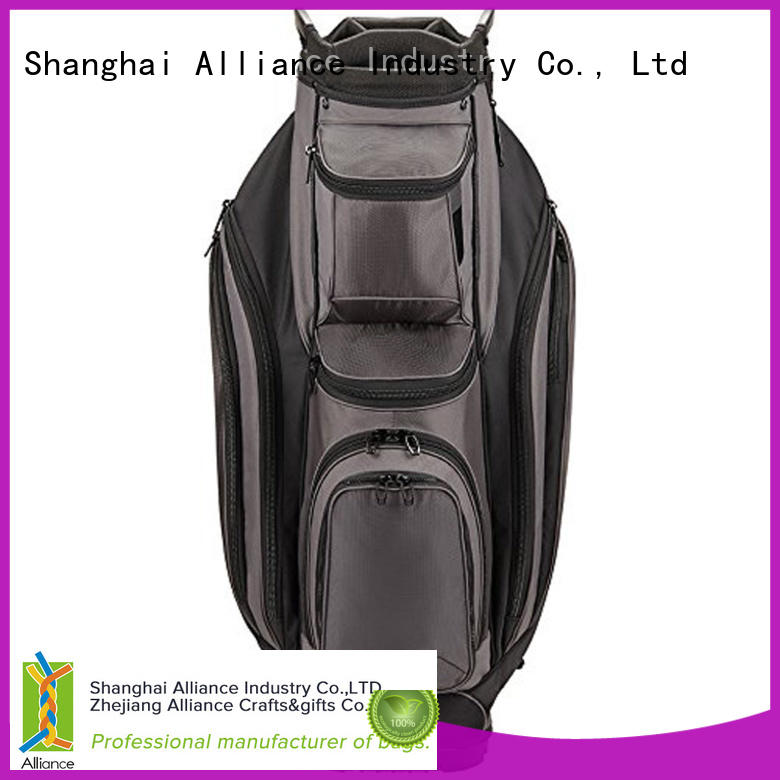 single golf cart bags directly sale for adults