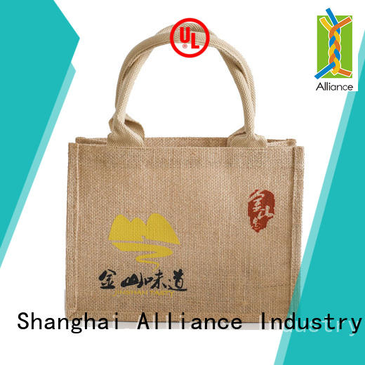 Alliance personalized tote bags directly sale for grocery