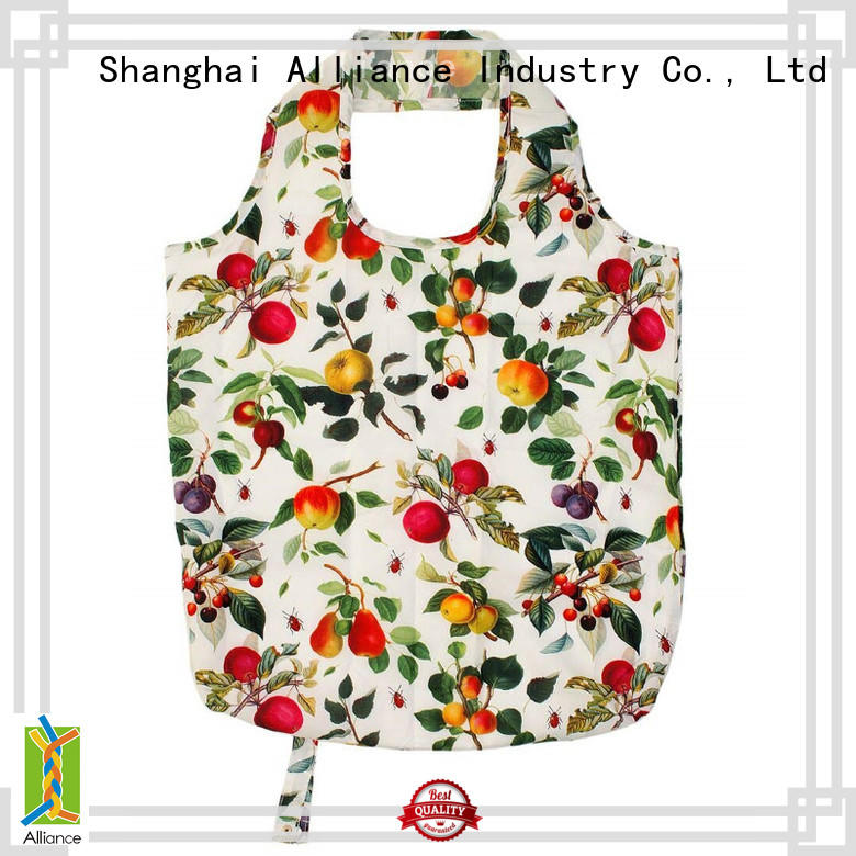 Alliance excellent foldable shopping bag inquire now for fruit