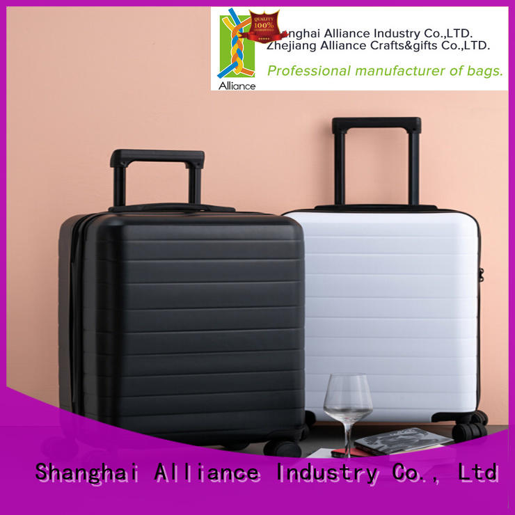 Alliance certificated travel luggage supplier for outdoor