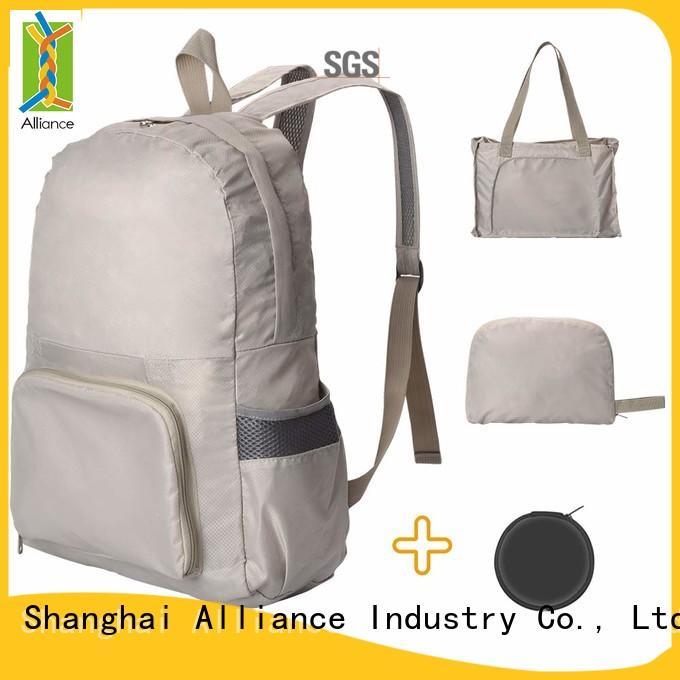 waterproof custom backpacks factory for camping