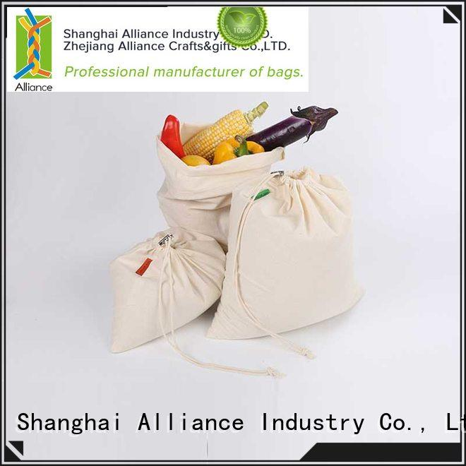 Alliance quality cotton bag cotton for vacation